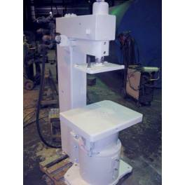 BMM jolt squeeze molding machine (A2627)  SOLD