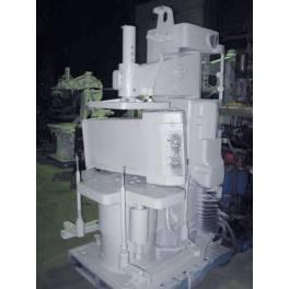 BMM QCT2 molding machine (AB1509) SOLD