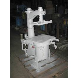 INTERNATIONAL molding machine (A2050) SOLD