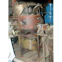 B&P SHELL sand muller, mixer (AB5966)