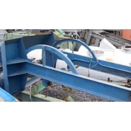 Skip loader for a 1 1/2 G muller (A2609)