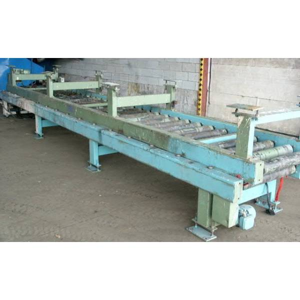 Imf Motorized Roller Conveyor A2019 A2020 Les