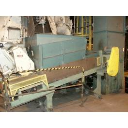 Discharge belt conveyor (A1888) SOLD