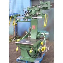 OSBORN RAM-JOLT WHISPERAM rota-lift molding machine