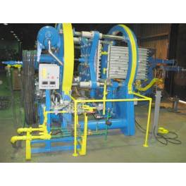 SHALCO gas shell core machine