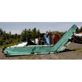 Steel belt conveyor (A0900)