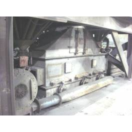 Dependable FORDATH complete fluidized bed sand cooler classifier (A1502)