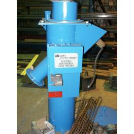 CE cast continuous sand heater (A0127) SOLD