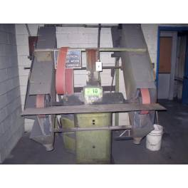 FORD SMITH double belt sander (A2508) SOLD