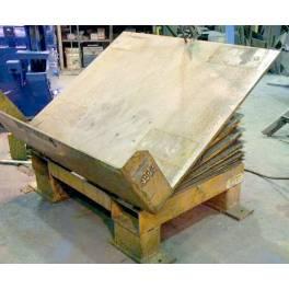 """48"""" tilt table (AB1829)"""