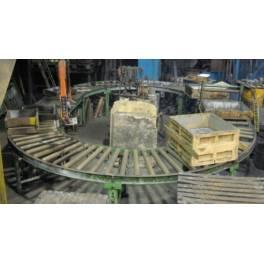Roller conveyor loop (A2566) SOLD