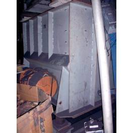 CARRIER 4 x 5 twin motor shakeout (X4P2785)
