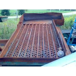 GRIZZLY vibrating screen (X2C2727)