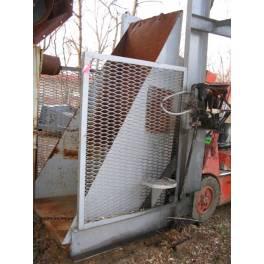 Hydraulic tumblast loader (A2512)