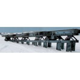 CARRIER oscillating pan conveyor (A2362) SOLD