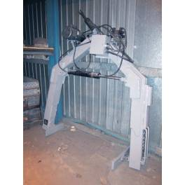 QUIPTEC powered rollover manipulator (A2555)    SOLD