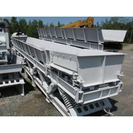 GENERAL KINEMATICS double deck vibrating conveyor (A1322) SOLD