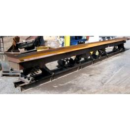 Carrier Oscillating conveyor (A2625) SOLD