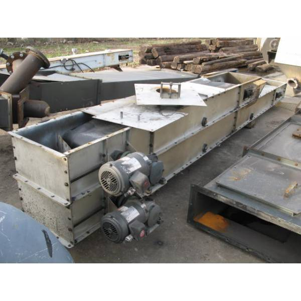 Motorized belt conveyor a2472 sold les quipements aapinc Motorized conveyor belt