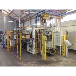 FOUNDRY AUTOMATION SHELL CORE MAKING MACHINES (XK3033)