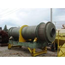 DIDION LC2 rotary lump crusher reclaimer (XBRD9565)