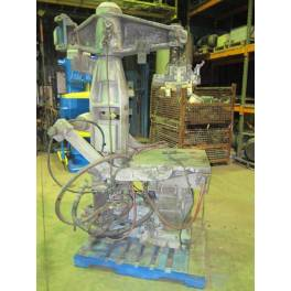 TABOR ROTALIFT MOLDING MACHINE (A7C3121)