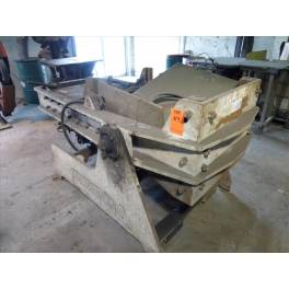 STAHL 1824 PERMANENT MOLD MACHINE (A3152)  SOLD