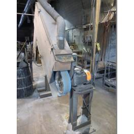 "4"" DOUBLE END BACKSTAND BELT GRINDER (A3166)"