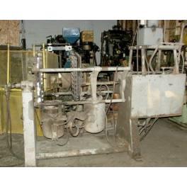 Dependable shell core making machine (ABB0613)
