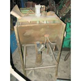 FERODYNE shell core sand feeder (A0107)