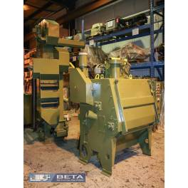 GOFF SHOT BLAST MACHINE (XAC3173) SOLD
