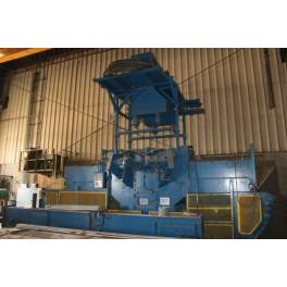 WHEELABRATOR (BCP) MESH MACHINE (XS3270) SOLD