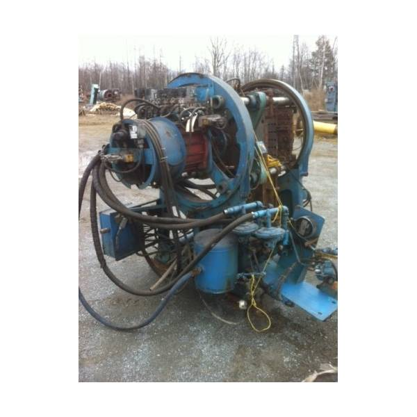 Shalco Gas Shell Core Machine Ab2792 Sold Les