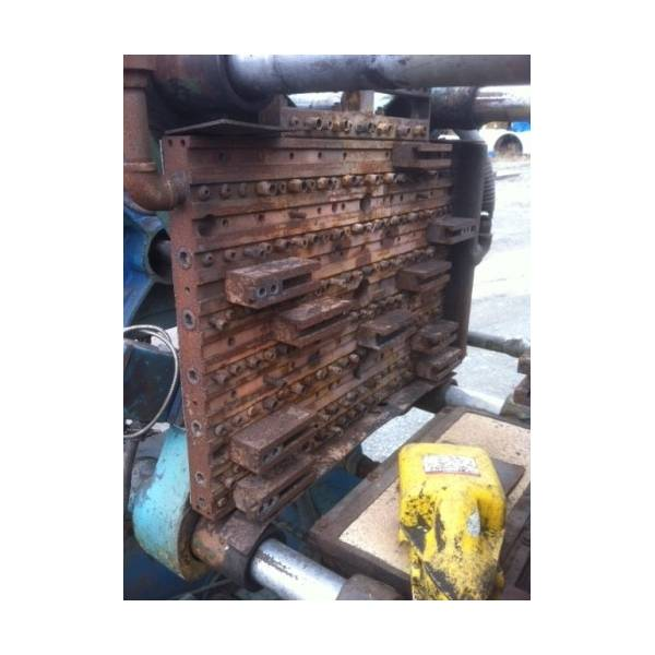 Shalco Gas Shell Core Machine Ab2792 Sold Les