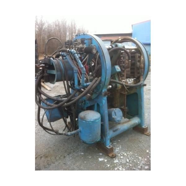 Shalco Gas Shell Core Making Machine Ab2793 Les
