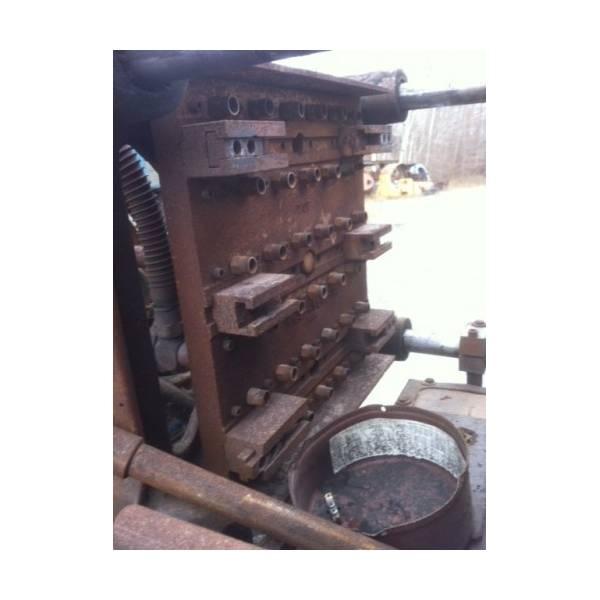 Shalco Gas Shell Core Making Machine Ab2794 Les