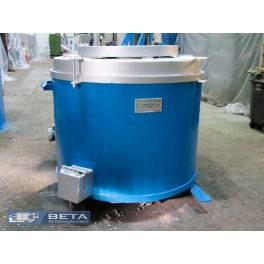 BAKER AL MELTING CRUCIBLE FURNACE (XAC3269) SOLD