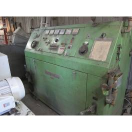 Inductotherm motor generator furnace (X8L3400)