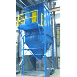 PANGBORN 8,000 CFM dust collector (A2513) SOLD