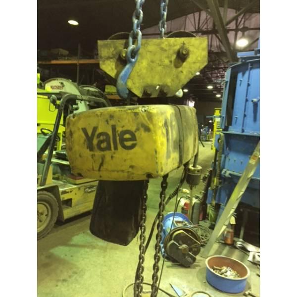 YALE 2 ton electric hoist (A3488) - Les Équipements AAPinc
