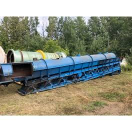 CARRIER Vibrating Conveyor (A3534)