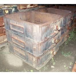 DUCTILE iron molding boxes (A1811)