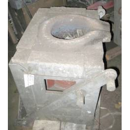 BBC BROWN BOVERI transit box for induction furnace (AB1820)