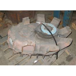 B&P gear box (1ZZ1868)- SOLD
