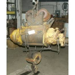 INGERSOLL RAND cable air hoist (AB0352)
