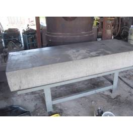 Marble table (A2670)