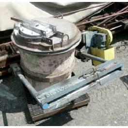 34 x 42 modern foundry ladle (AB1543)